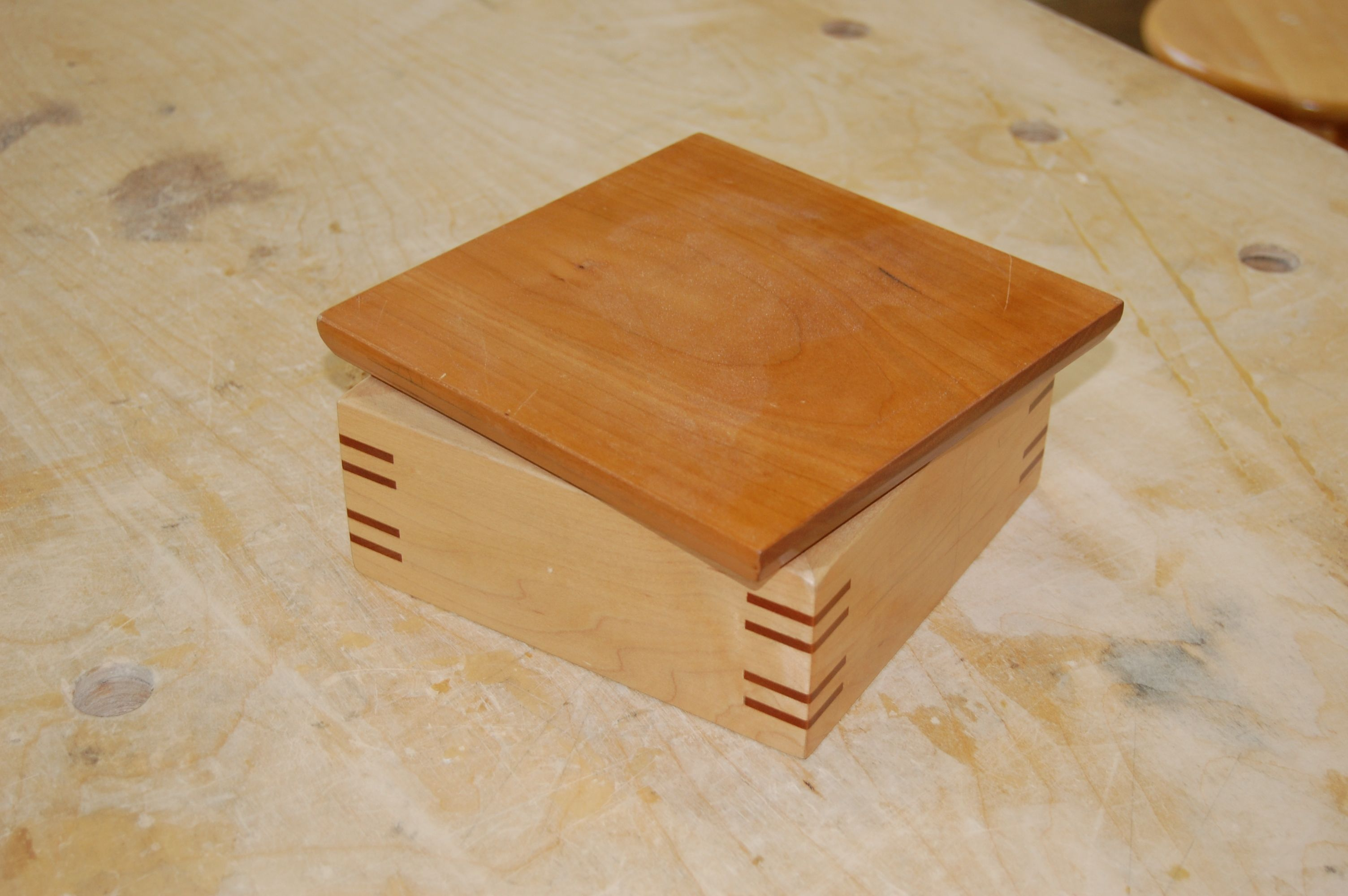 Intro to Fine Woodworking - Summer